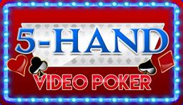 5 Hand Video Poker
